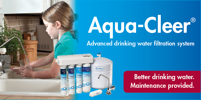 Water Filters Amp Reverse Osmosis Ro For Drinking Culligan