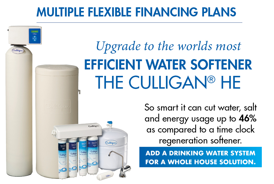 Culligan Fast Track Coupon Free Water Ysis