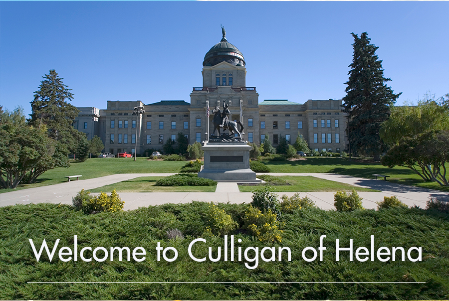 Welcome to Culligan of Helena, MT